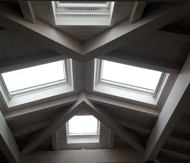 Imbotti abbaini semi prefabbricate per finestre da tetto - Imbotti in alluminio per finestre ...